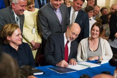 Pennsylvania Medical Marijuana Bill Signing