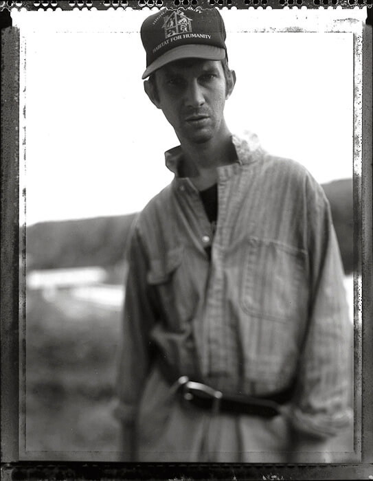 Chris, Copake, New York, 1999.