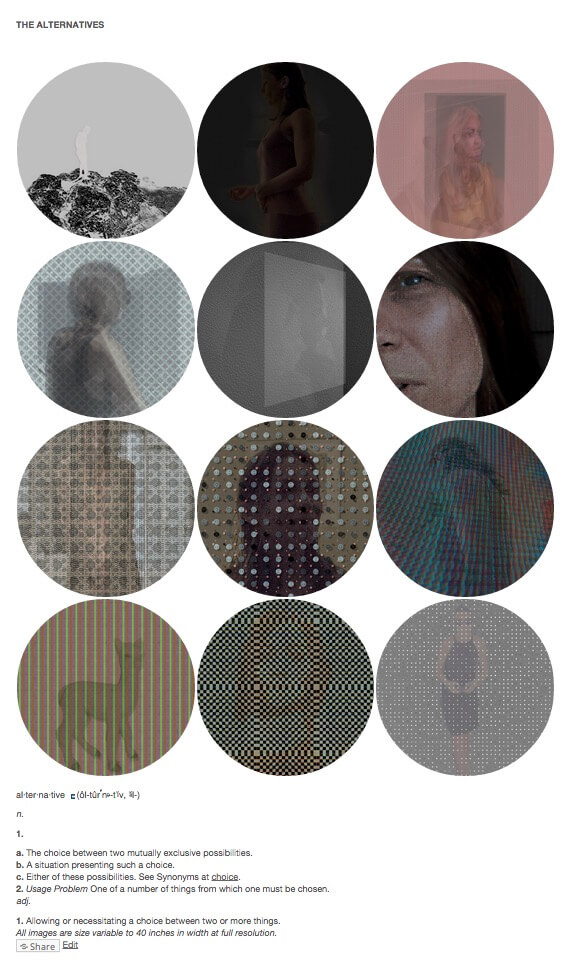 Matthew Swarts matthew swarts the alternatives 2014 Matthew Swarts + THE ALTERNATIVES (2014)