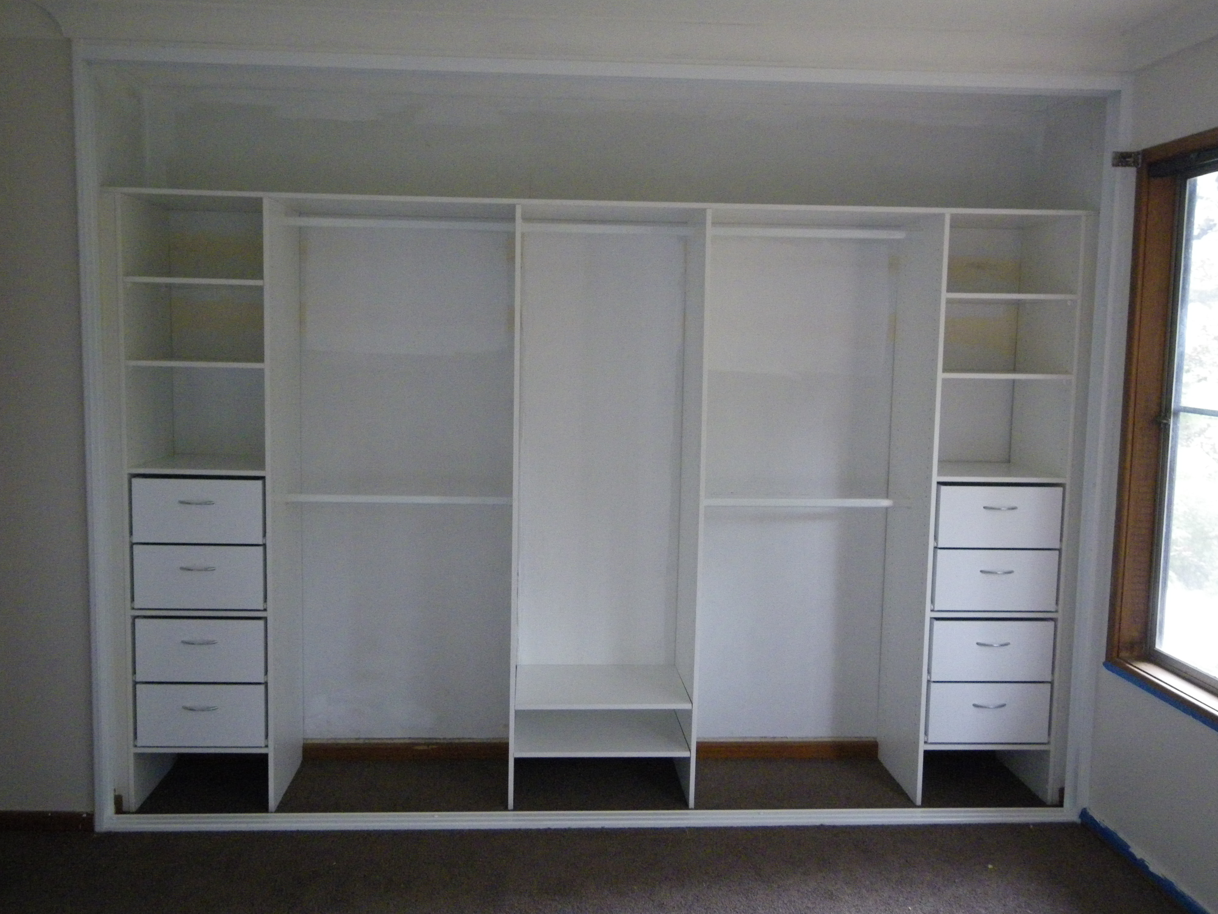 Clothing Cupboards Wardrobe Internals Matthewwhitewardrobes