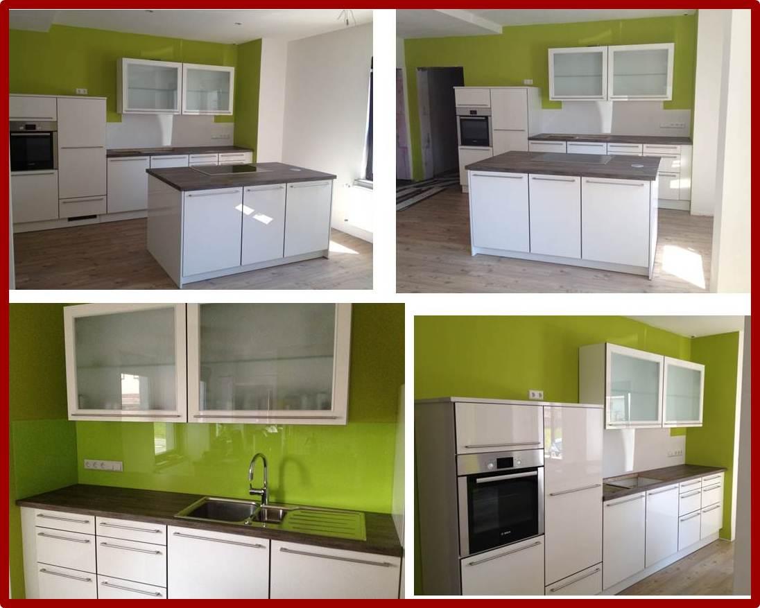 Durchreiche Küche Glas | Spritzschutz Küche Naturstein Eckbank Küche ...