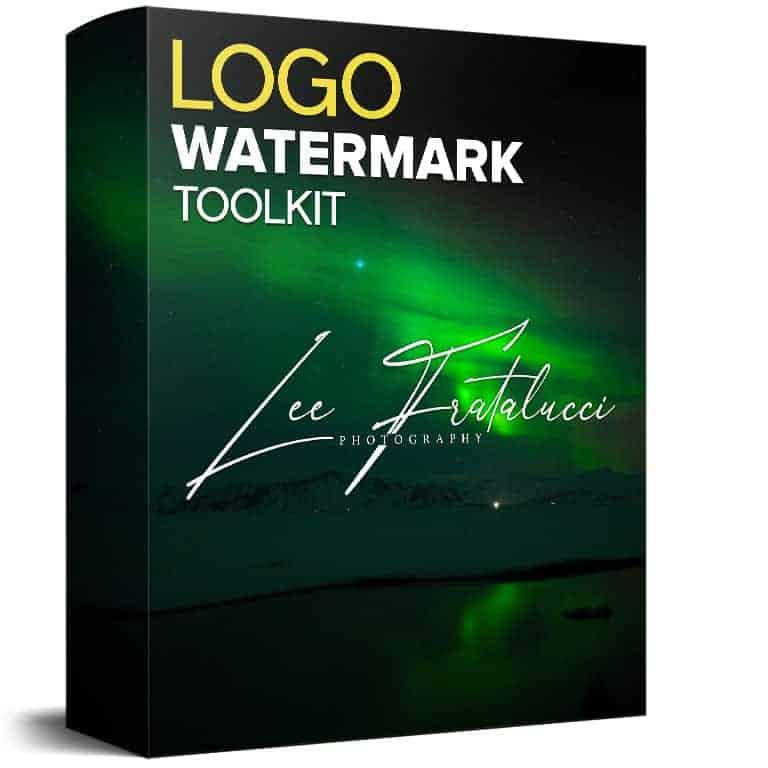 Photographers Logo and Watermark Toolkit - Matt Kloskowski