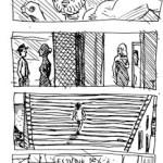 Sketchbook Exercise: Memory Film Stills