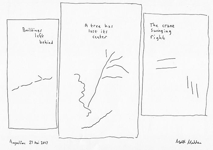 crane haiku