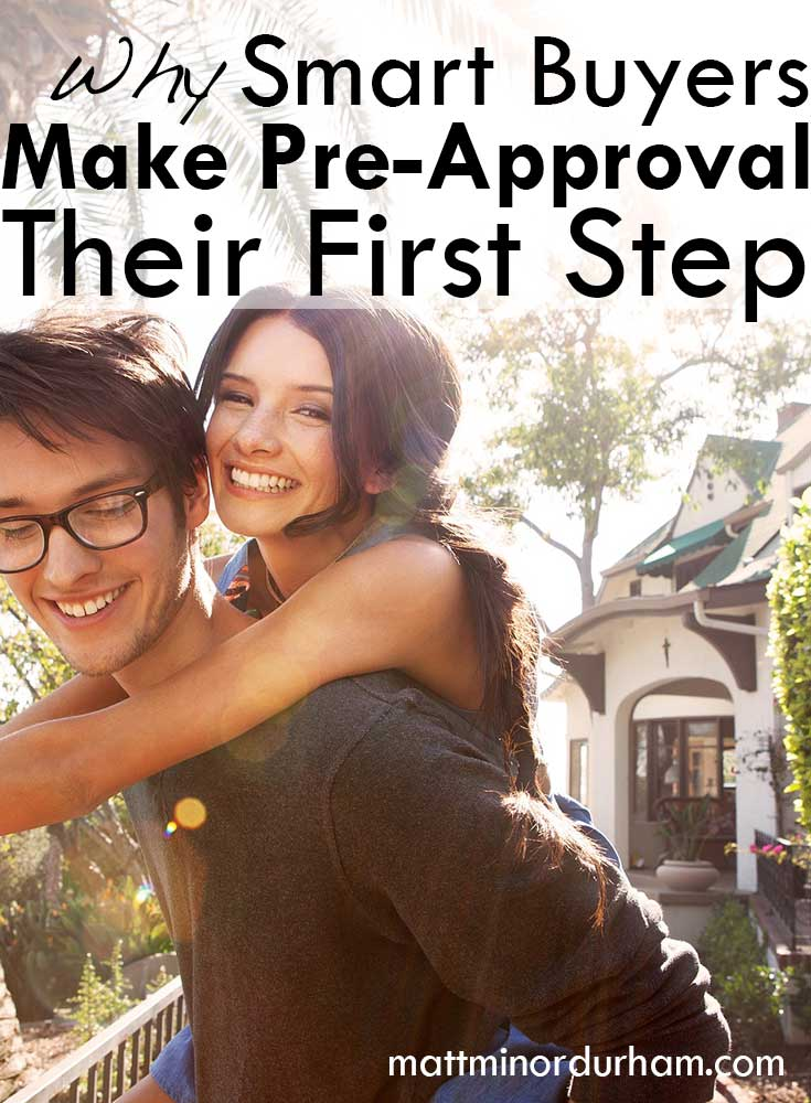 Why Smart Buyers Make Pre-Approval Their First Step â€