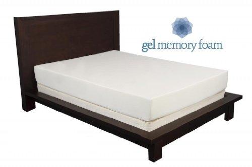 The Standard 8 Inch Gel Memory Foam Mattress Mattressnews