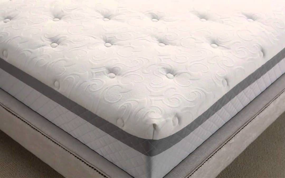 Cuddle Mattress Review Kauai Round Lounge Bed Texture