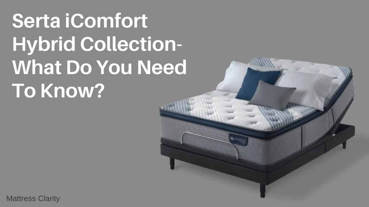 Serta Icomfort Applause Reviews Serta Icomfort Hybrid 2019 Collection What You Need To Know