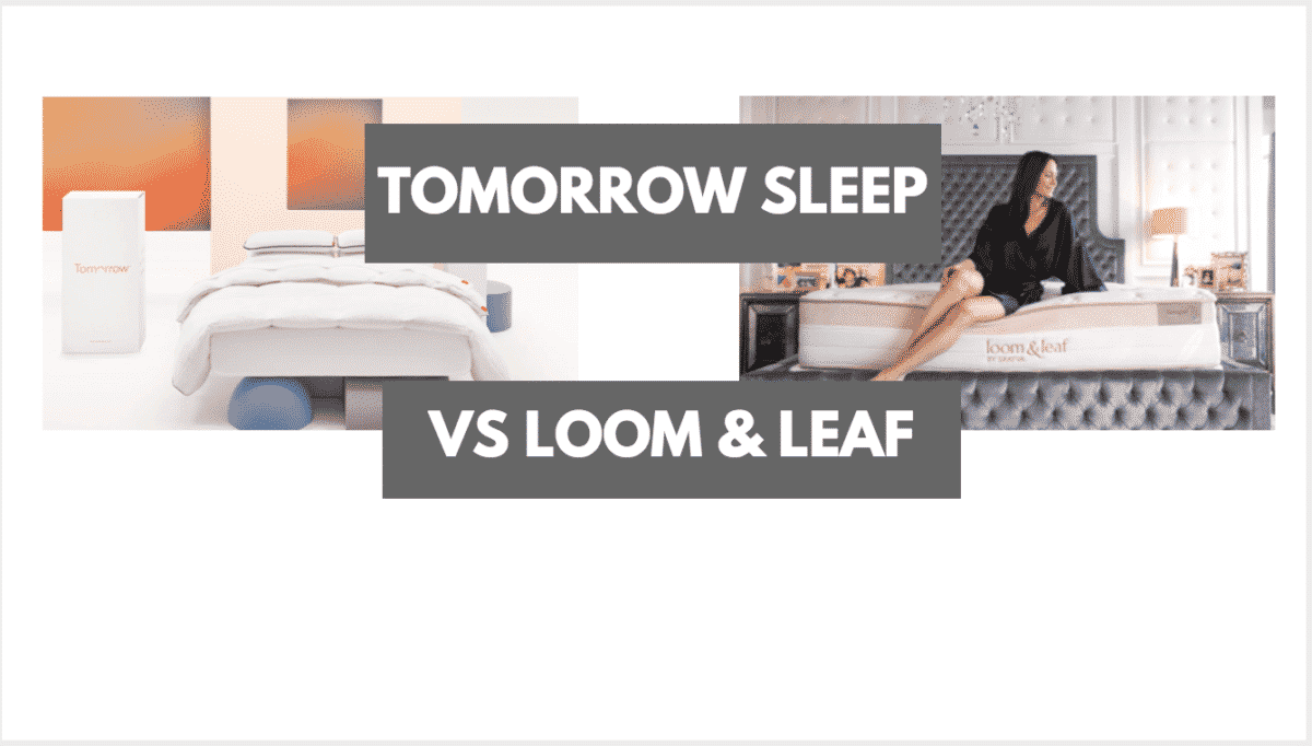 Helix Vs Loom And Leaf Tomorrow Sleep Vs Loom And Leaf Which Should You Choose