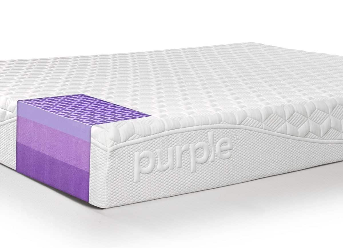The Mattress Company Purple Expands Its Distribution Thanks To Growing Partnership With