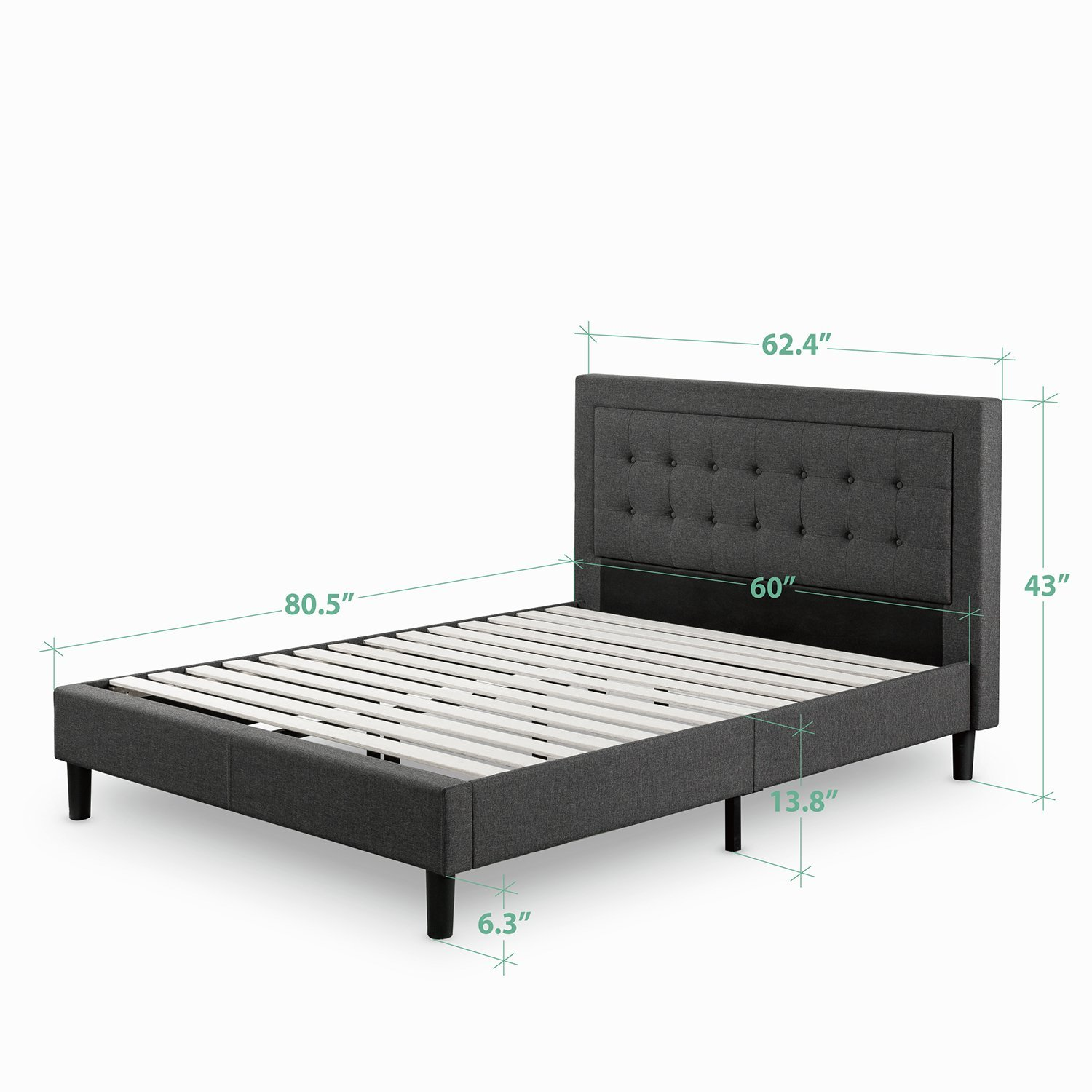 Mattress Platform Best Bed Frames Mattresshelp Org