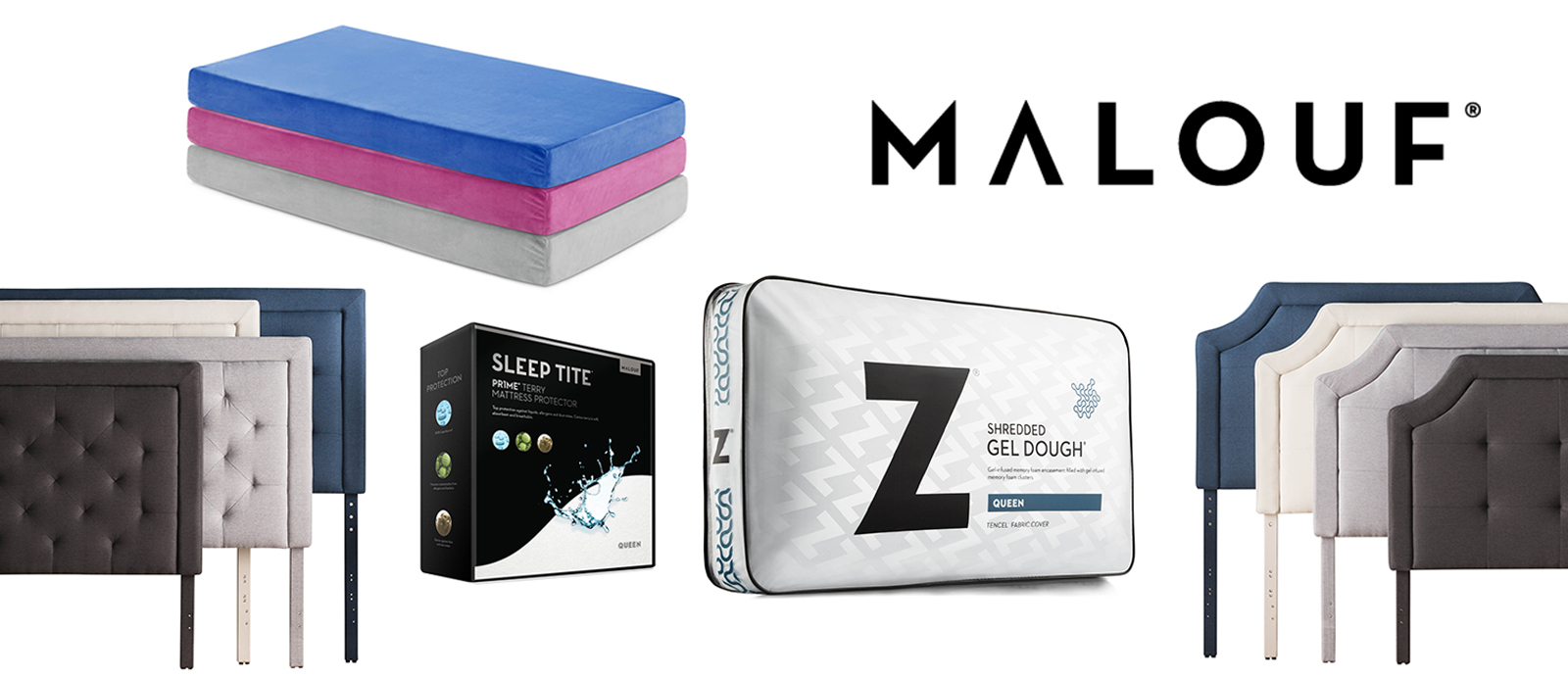 Malouf Sleep Tite Mattress Protector Additional Brands Mattress Warehouse