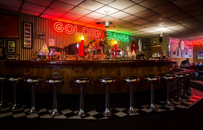 Golden Dawn Restaurant, Youngstown, OH