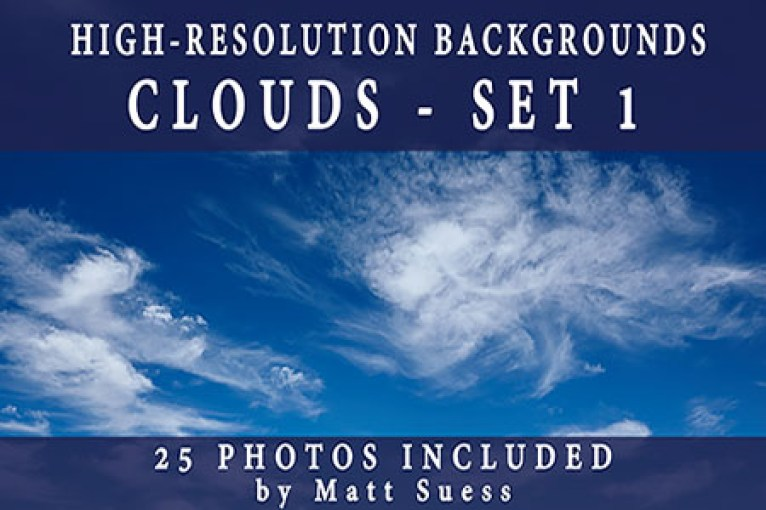 Clouds - Set 1
