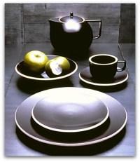 Endorsement: Sasaki Colorstone Dinnerware (1985 ...