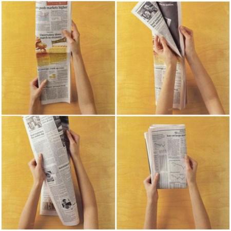 Newspaper Styles Broadsheet