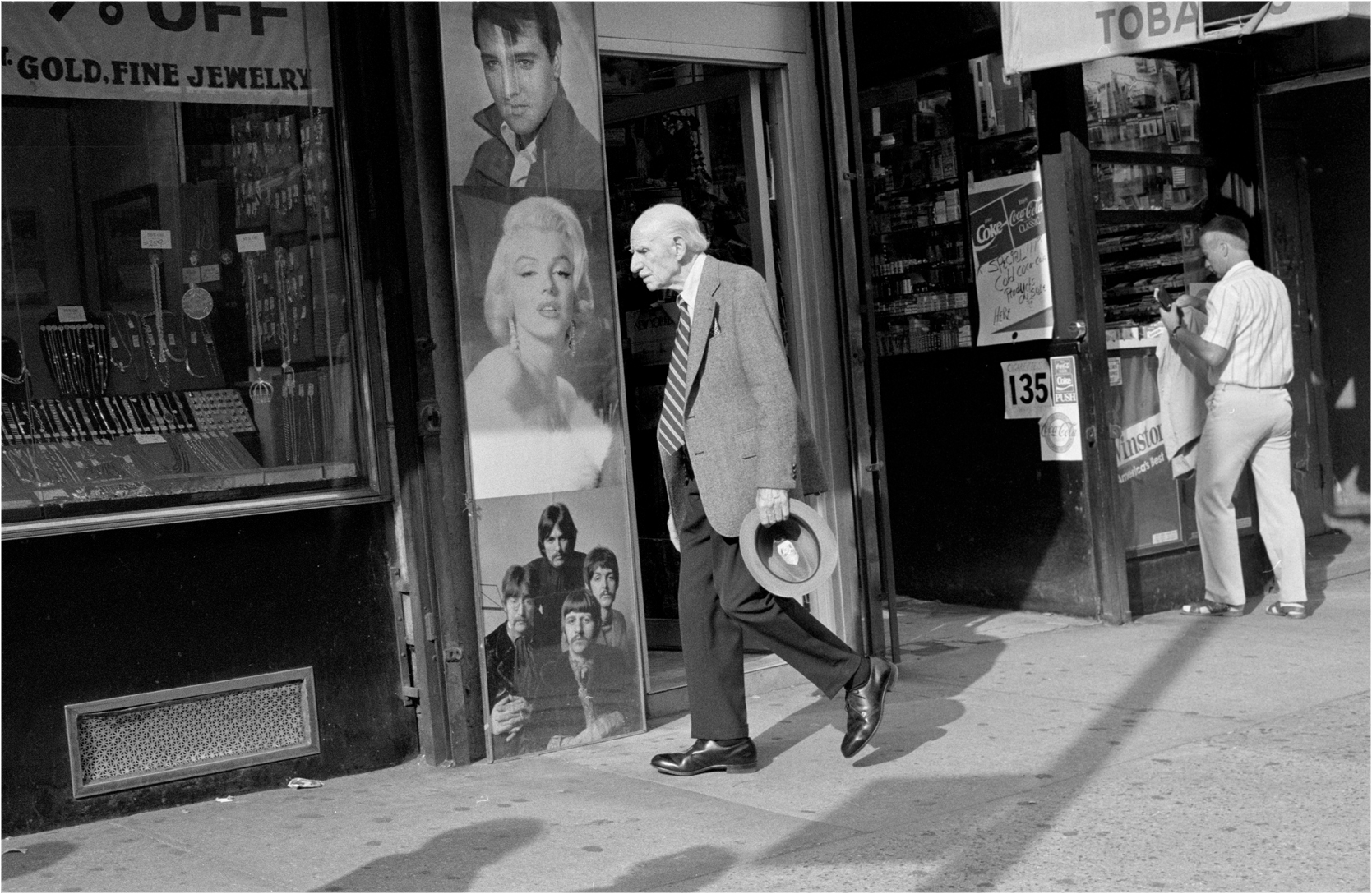 Elvis Marilyn Monroe Marilyn Monroe Black And White Street Photographs Of New York