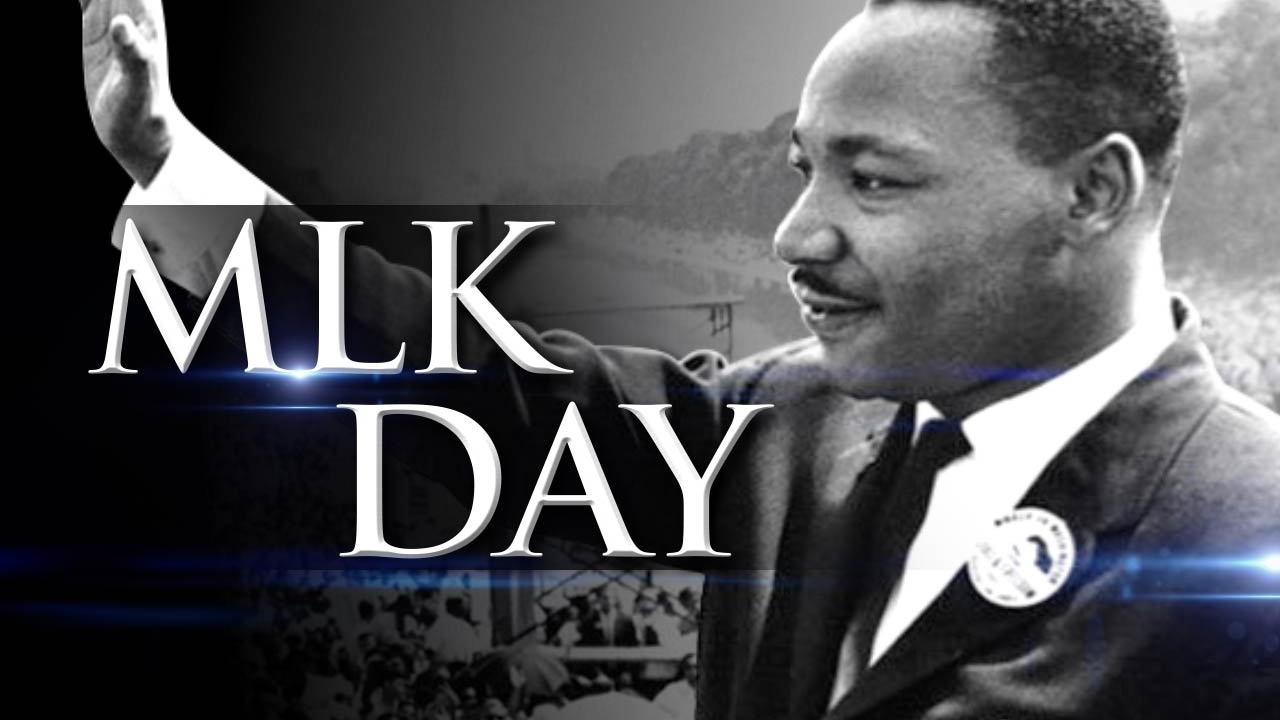 what closed on martin luther king jr day