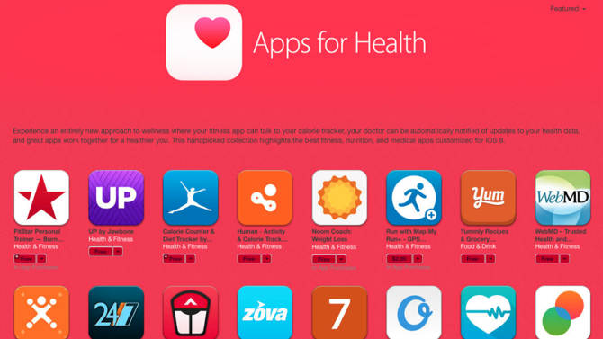 ios-8-healthkit-apps-for-health