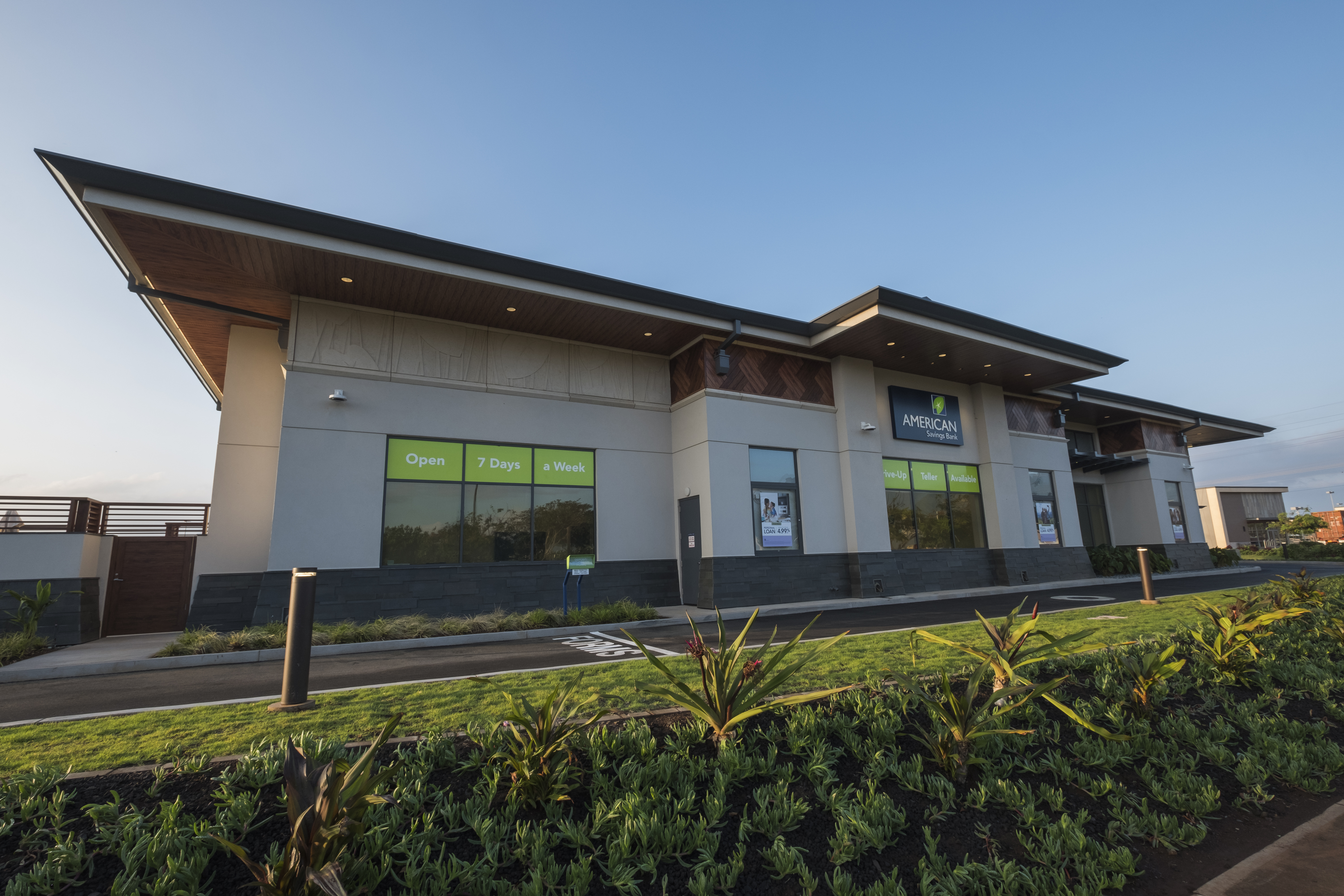 Dsf Bank Maui Now Asb Opens Flagship Kahului Campus At Maui Business Park