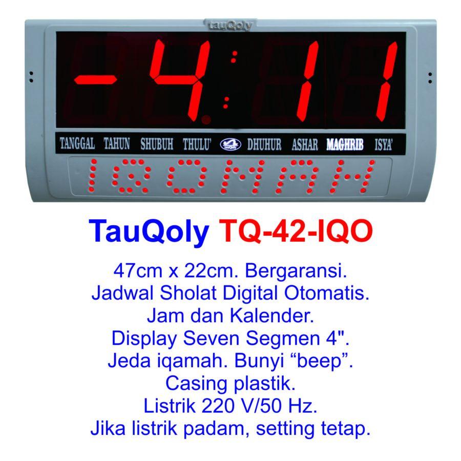 TQ42IQO Materi WA BBM 900