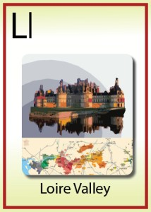 l is for loire valley