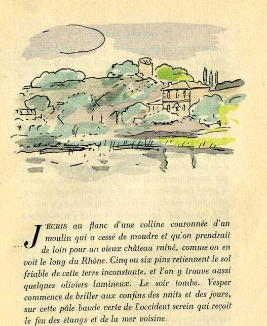 Édition de 1927, illustration Albert André