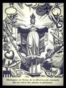 Vierge de Miséricorde de Martigues