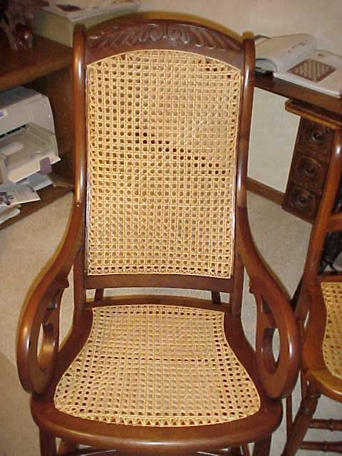 Comfortable Chairs Chair Caning Instructions