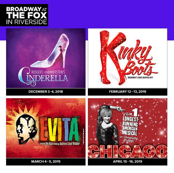 Fox Performing Arts Center