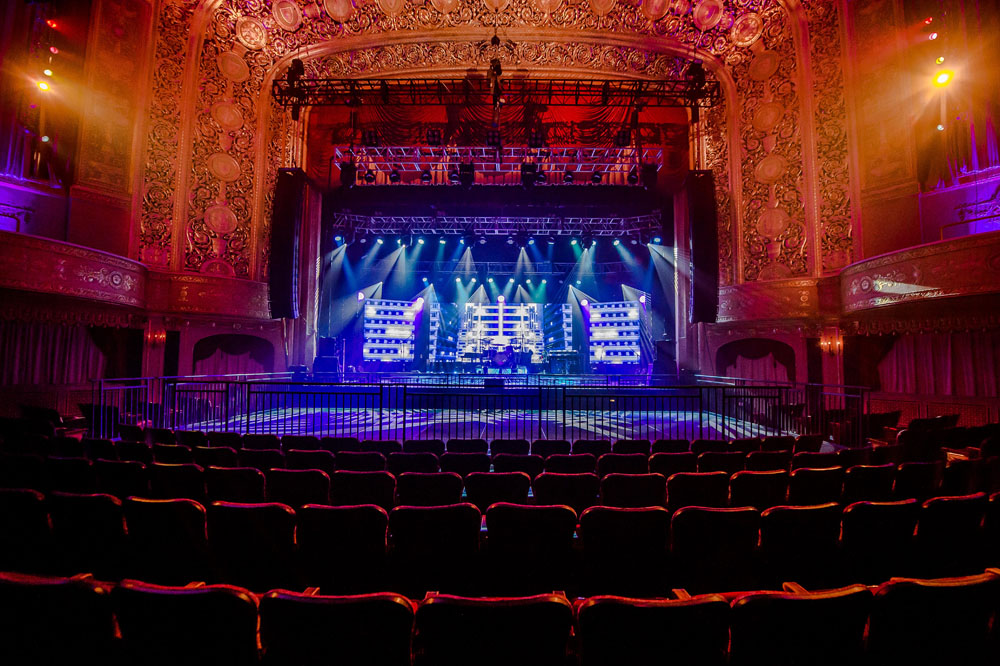 Warner Theatre DC Live Nation Special Events