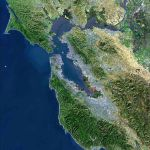 San Francisco Bay and Delta, by USGS