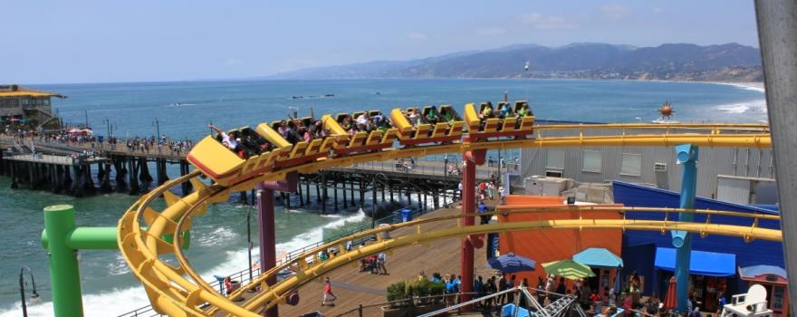 Santa Monica Pier July 2011#15