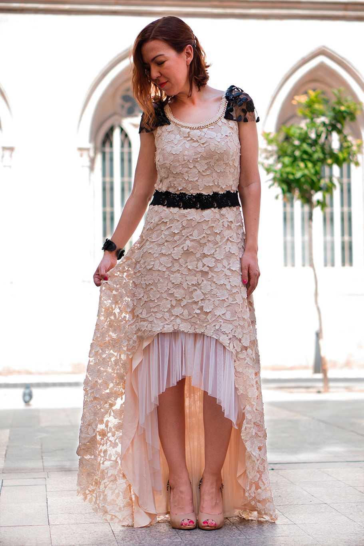 vestido invitada moda