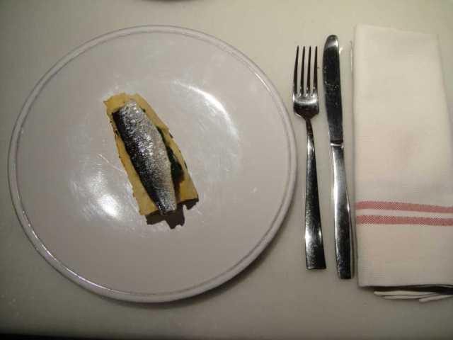 coca de sardina