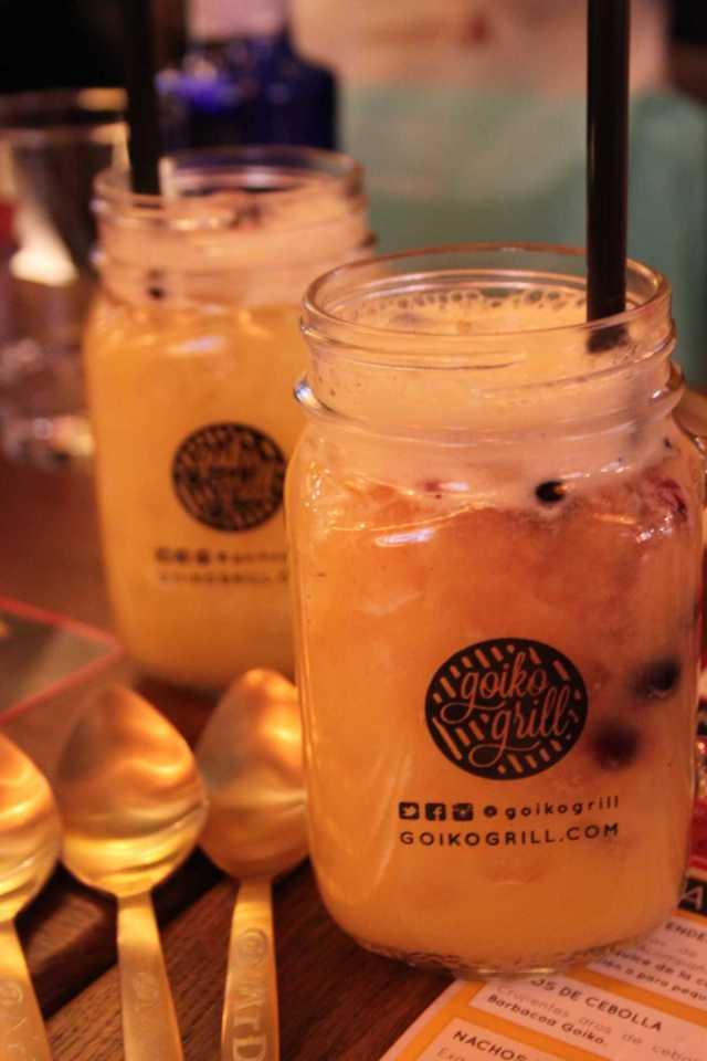 Cocktail Goiko Grill