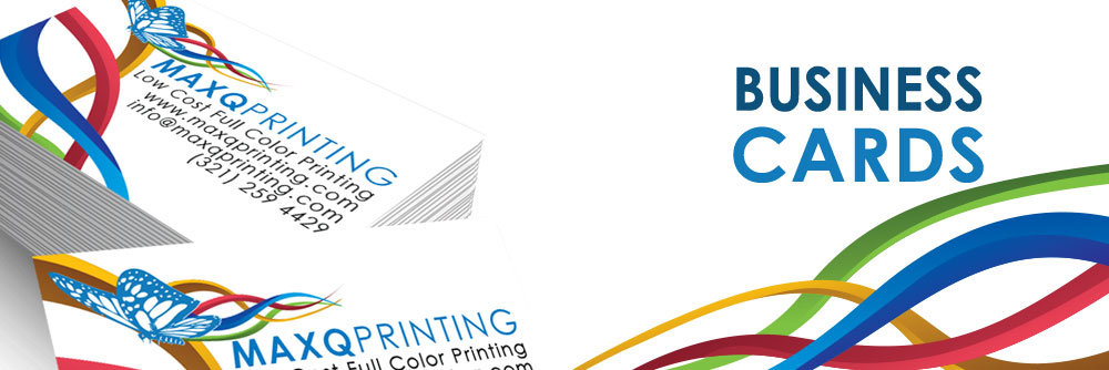 Full Color Printing - Business Cards Low Cost Full Color Printing