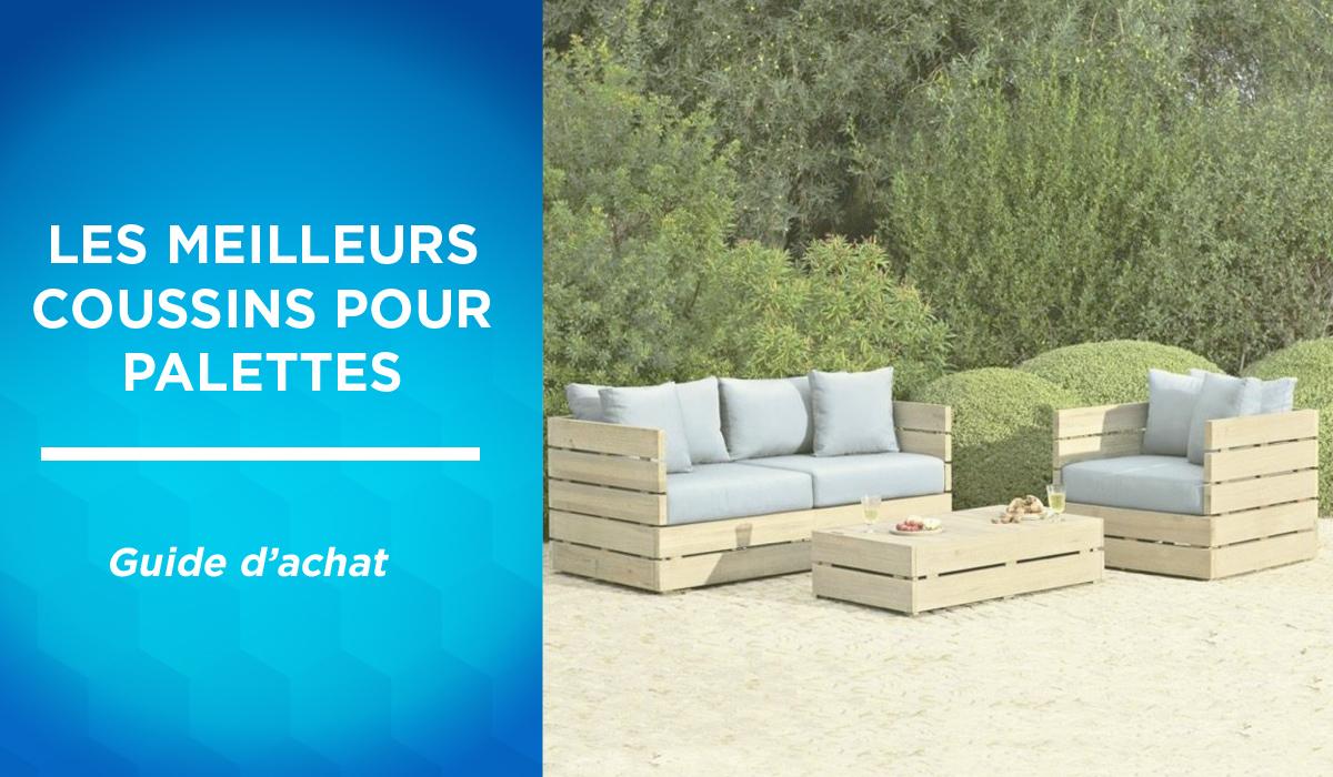Ou Trouver Des Coussins Pour Salon De Jardin Palette