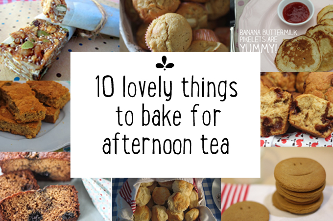 Lovely Afternoon Tea Recipes | Maxabella Loves