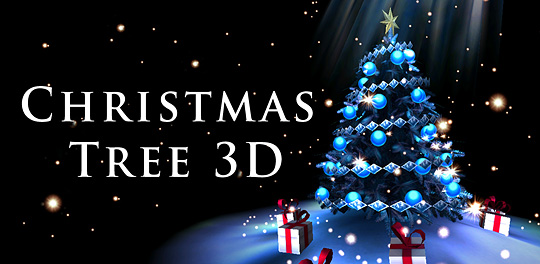 Zedge 3d Moving And Live Wallpapers Christmas Tree 1 0 Live Wallpaper