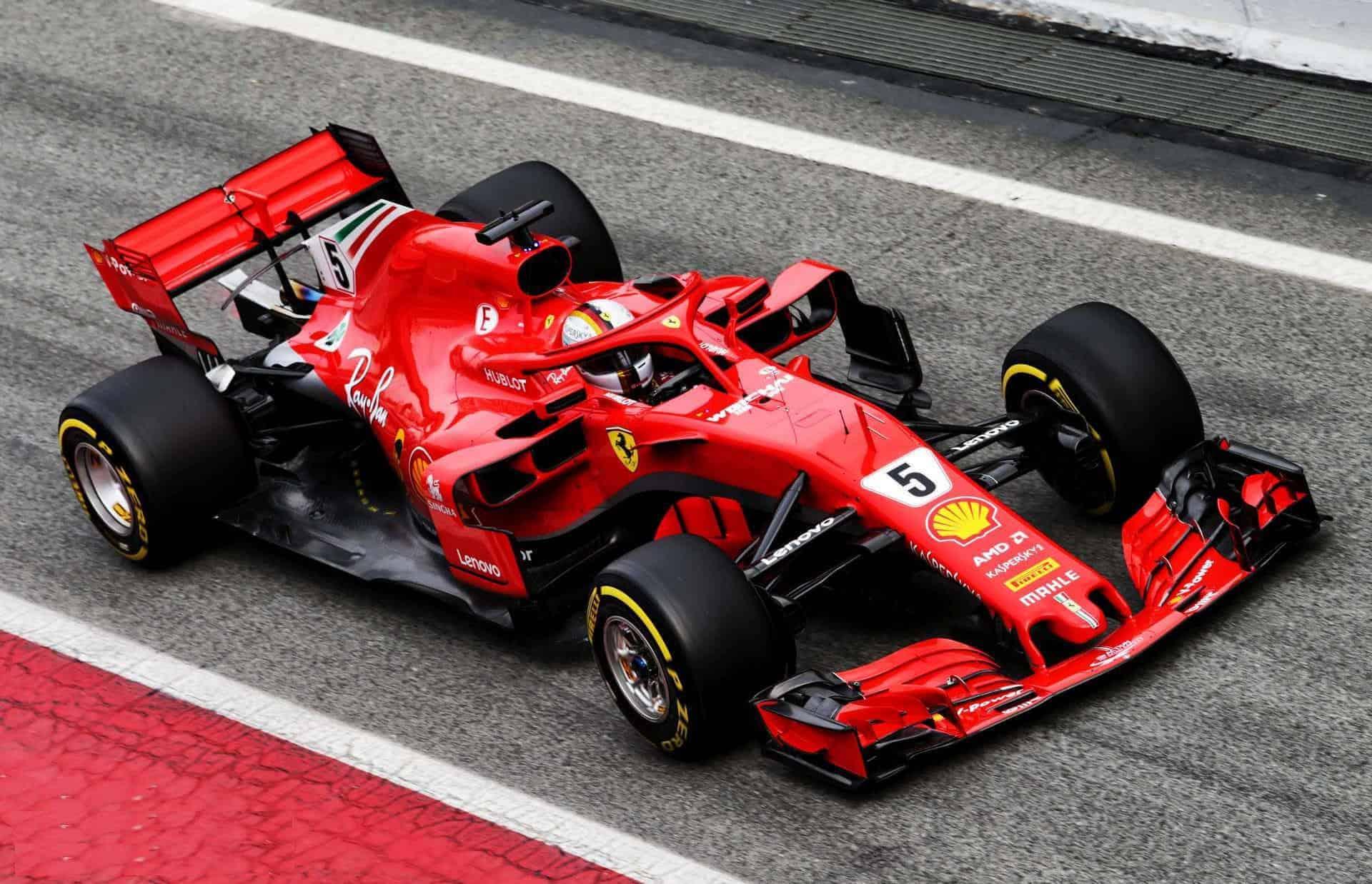 F1 2017 Car Wallpaper Ferrari F1 2018 Best New Cars For 2018