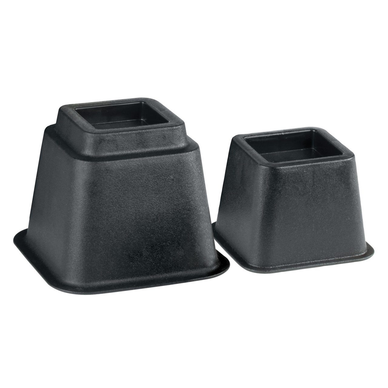 Bed Aids Bed And Chair Risers One Pair 6 Inch