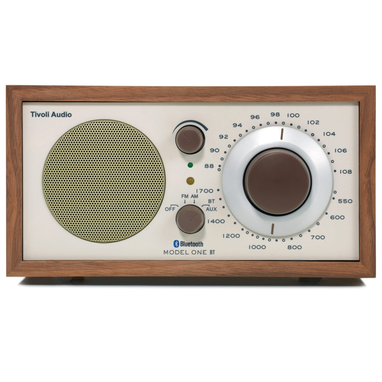 Tivoli Audio Model One Alternative Low Vision Large Dial Bluetooth Am Fm Table Radio