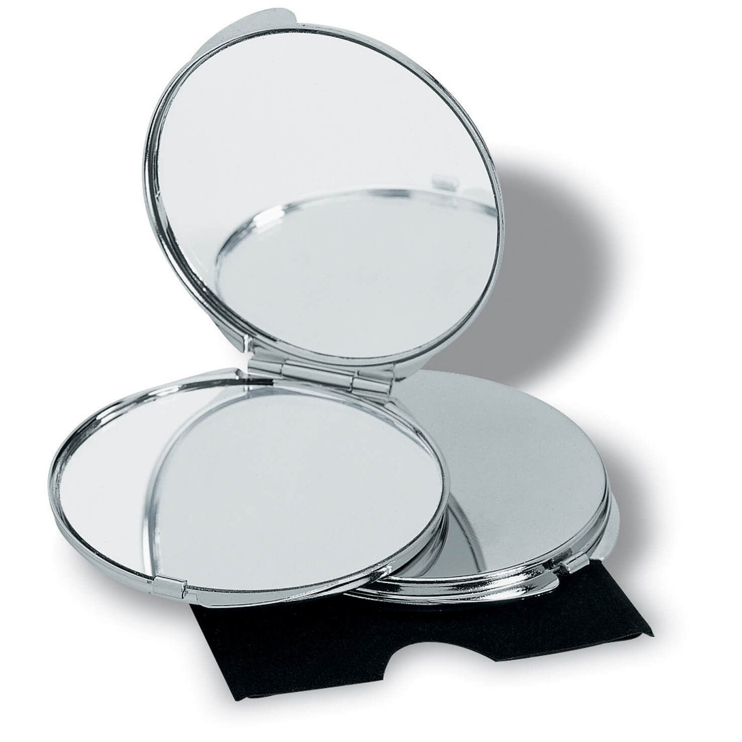 Miroir De Poche Personnalisé Pas Cher ᐅ Miroir De Maquillage Étui En Velours Rapide And Pas