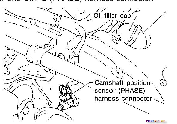 speed sensor location moreover 2001 infiniti qx4 fuse box diagram
