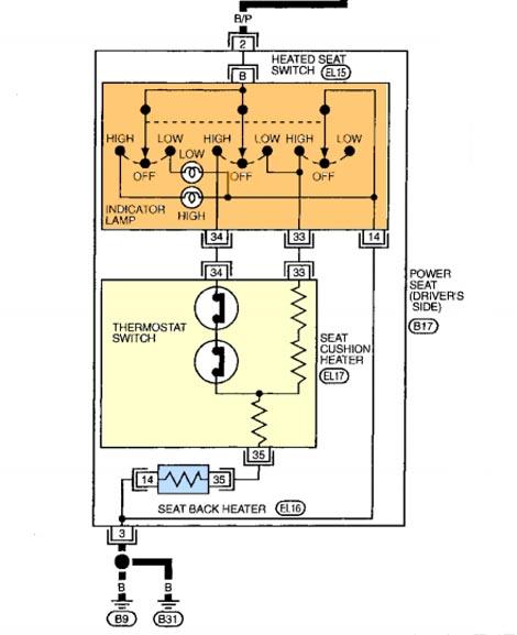 Power Seat Wiring Diagram Gmc Wiring Diagram