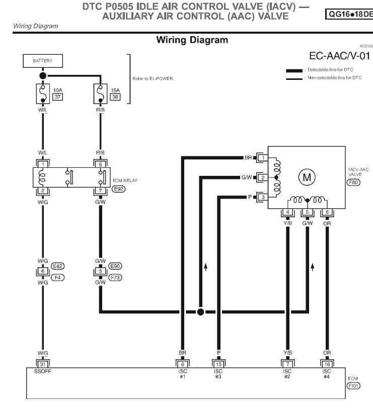 infiniti i30 ecm wiring harness
