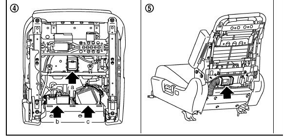 nissan pathfinder wiring diagram heated seats