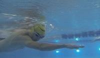 Немного об эффективной технике плавания кролем?