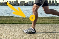 Болит голень при беге и после бега (синдром расколотой голени)